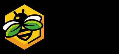 Logo bee at den hof footer