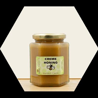 honing crème 375g Bee at den Hof