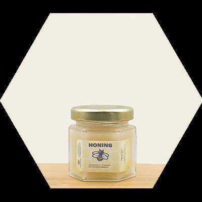 honing crème 50g Bee at den Hof