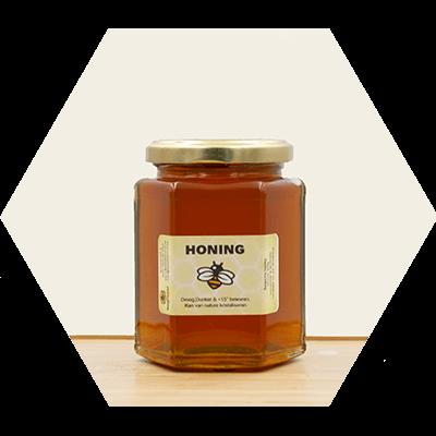 honing vloeibaar 375 Bee at den Hof