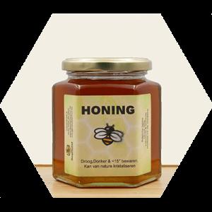 Vloeibare Honing Bee At Den Hof