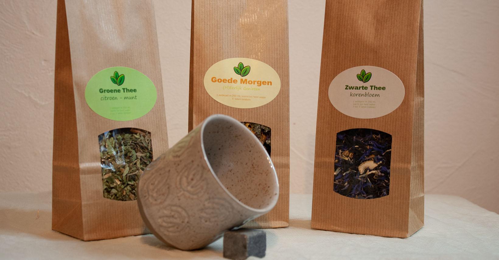 geschenkpakket tea lovers