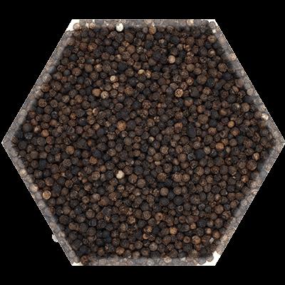 Peper zwarte bol losse kruiden bee at den hof