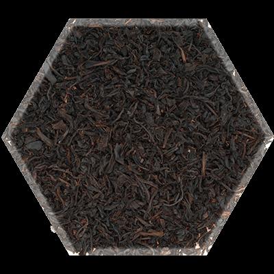 Zwarte thee losse kruiden bee at den hof